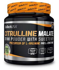 Цитрулин BioTech Citrulline Malate 300 g