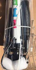 Самокат SR 2-024-1 складной: ручной тормоз, дисковый тормоз, колеса 200 мм, 2 цвета, фото 3