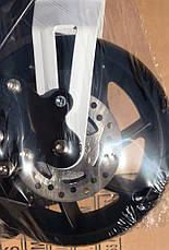 Самокат SR 2-024-1 складной: ручной тормоз, дисковый тормоз, колеса 200 мм, 2 цвета, фото 2