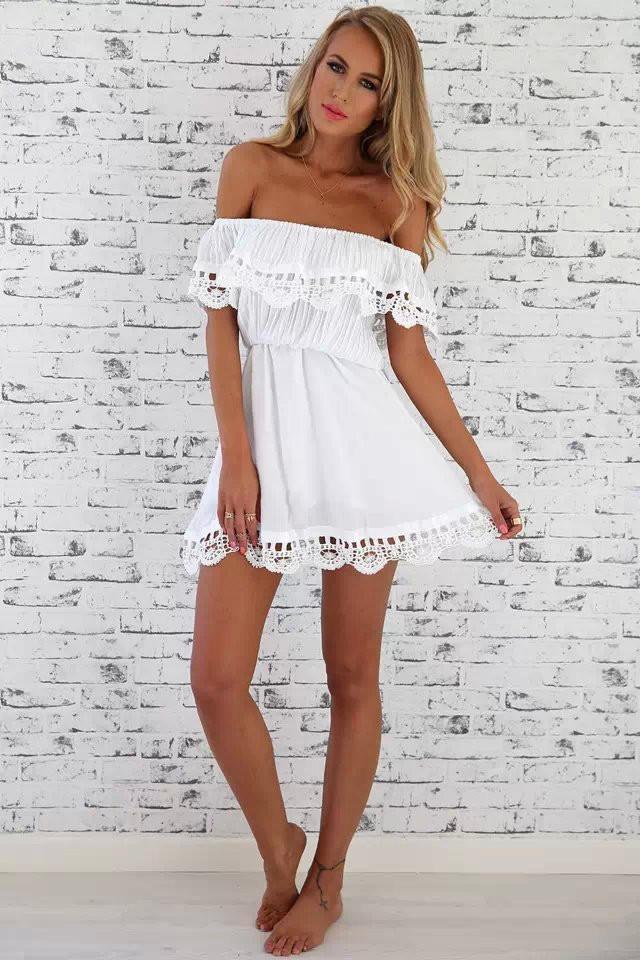 7f52bad850a96 Летнее мини пляжное платье, цена 305 грн., купить в Луцке — Prom.ua ...