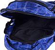 Мужской городской рюкзак Onepolar W1572-blue 27 л, фото 6