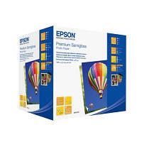 Бумага EPSON 10х15 Premium Semigloss Photo 500 листов