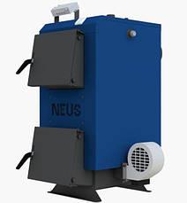 Котлы твердотопливные NEUS (Неус) эконом 16 кВт. Бесплатная доставка!, фото 3
