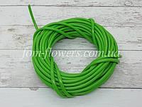 Флористический рукав светло зеленый, 6 мм