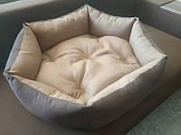 Лежак Диван Premium для больших собак   (90 х 80 см.)