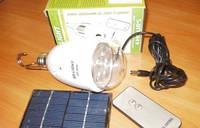 Замучили отключения света ??? Есть выход !!!! Аварийная лампа GD-5005 (аккумулятор+солнечная панель)