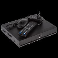 Видеорегистратор (4-х канальный) для гибридных, AHD и IP камер Green Vision GV-A-S032/04 1080N