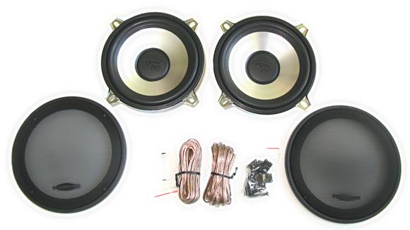 Комплект автоакустики Boschmann 500-5STAR – отличный вариант фронтальной акустической системы Вашего автомобиля!