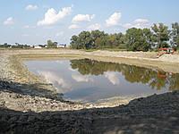 Выкопать озеро, пруд, котлован, копанку, ставок, очистка