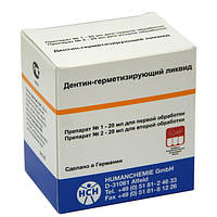 Дентин-герметизуючий ліквід (20+20 мл) Humanchemie