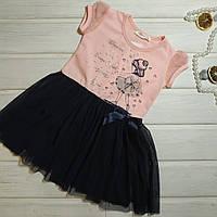 Платье для девочки. размеры 104