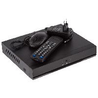Видеорегистратор (8 каналов) для гибридных, AHD и IP камер Green Vision GV-A-S033/08 1080N