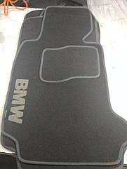 Текстильные ковры в салон BMW E34 ворсовые