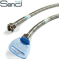 Шланг для воды 40 см. г г нерж. оплетка SD397W40 SD Plus