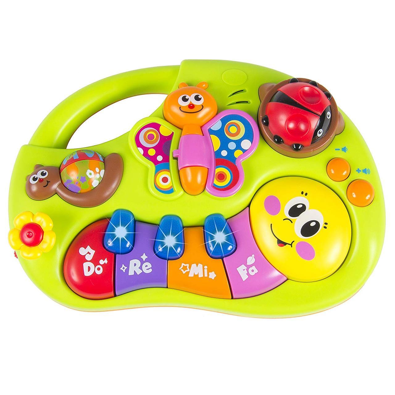 Игрушка Веселое пианино Hola Toys (A927)