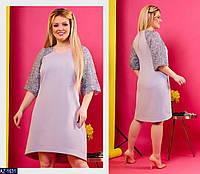 Нарядное платье      (размеры 50-54)  0178-13