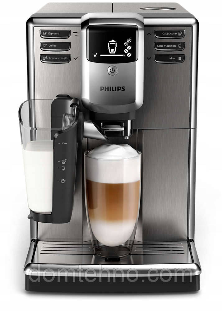 Автоматическая кофемашина Philips LatteGo 5000 EP5335/10