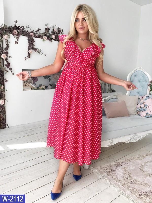 Нарядное платье      (размеры 48-54)  0178-19