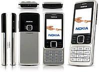 Мобильный телефон Nokia 6300 на 2 Sim