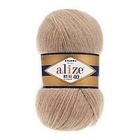 Пряжа Alize angora real 40 05 для ручного вязания