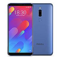 Смартфон Meizu M8 синий (экран 5,7 дюймов, памяти 4/64 Gb, акб 3100 мАч)