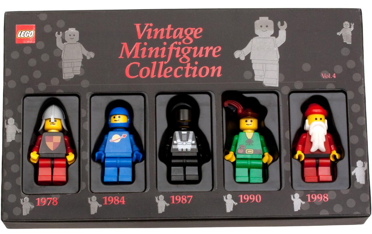 Lego Набор винтажных минифигурок №4 852753