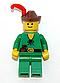 Lego Набор винтажных минифигурок №4 852753, фото 5