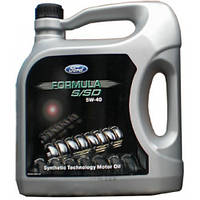 Масло моторное Ford Formula S - Synthetik Motor Oil 5W40 5L 14E9D1