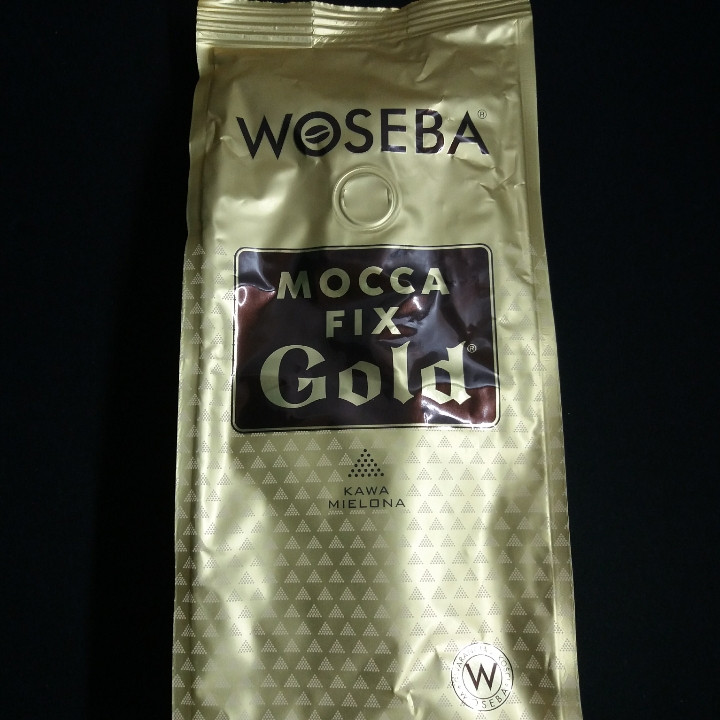 Кофе заварной, WOSEBA mocca fix gold