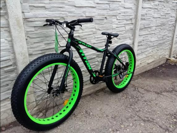 """Алюминиевый Фэтбайк  26"""" Titan STALKER Велосипед горный, фото 2"""