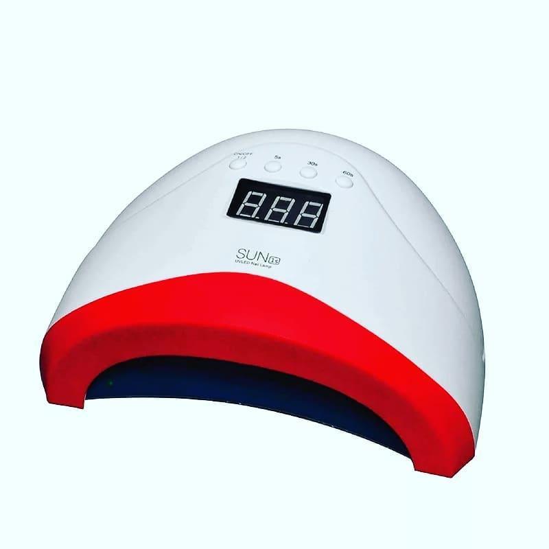 Лампа для маникюра UV/LED SUN 1S 48/24 ватт (красный)