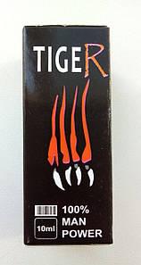 Tiger - Капли для потенции (Тигер) 10 мл