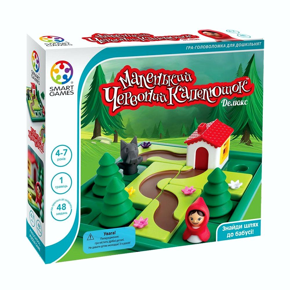 Маленький червоний капелюшок | Smart Games | Бельгия