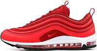 """Мужские кроссовки Nike Air Max 97 UL '17 Gym """"Red/White/Black"""" (Найк Аир Макс) красные"""