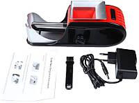 Электрическая машинка для набивки сигарет (гильз) GERUI HQ, красный