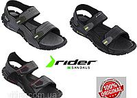 Мужские сандалии Rider Tender lX. Оригинал. Фирменная мужская летняя обувь сандалии Райдер.