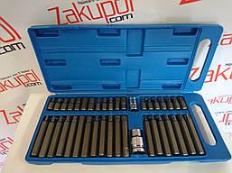 Набор бит 40 предметов Falon Tech
