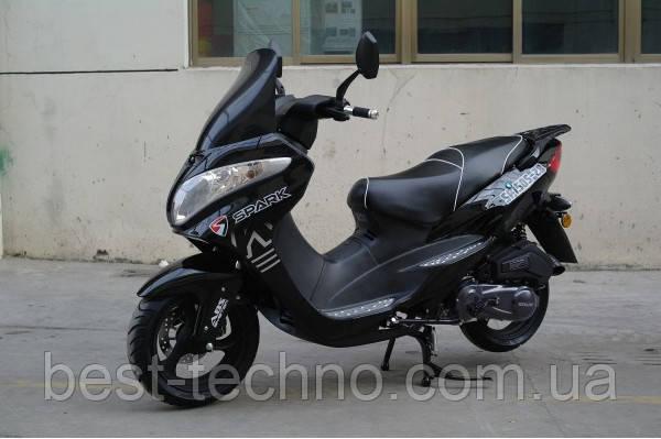 Скутер Spark SP150S-28 черный