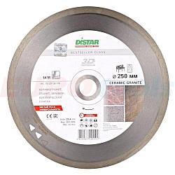 Диск відрізний Distar 11320138019 \250*1,7*10*25,4 CERAMIC GRANITE 3D