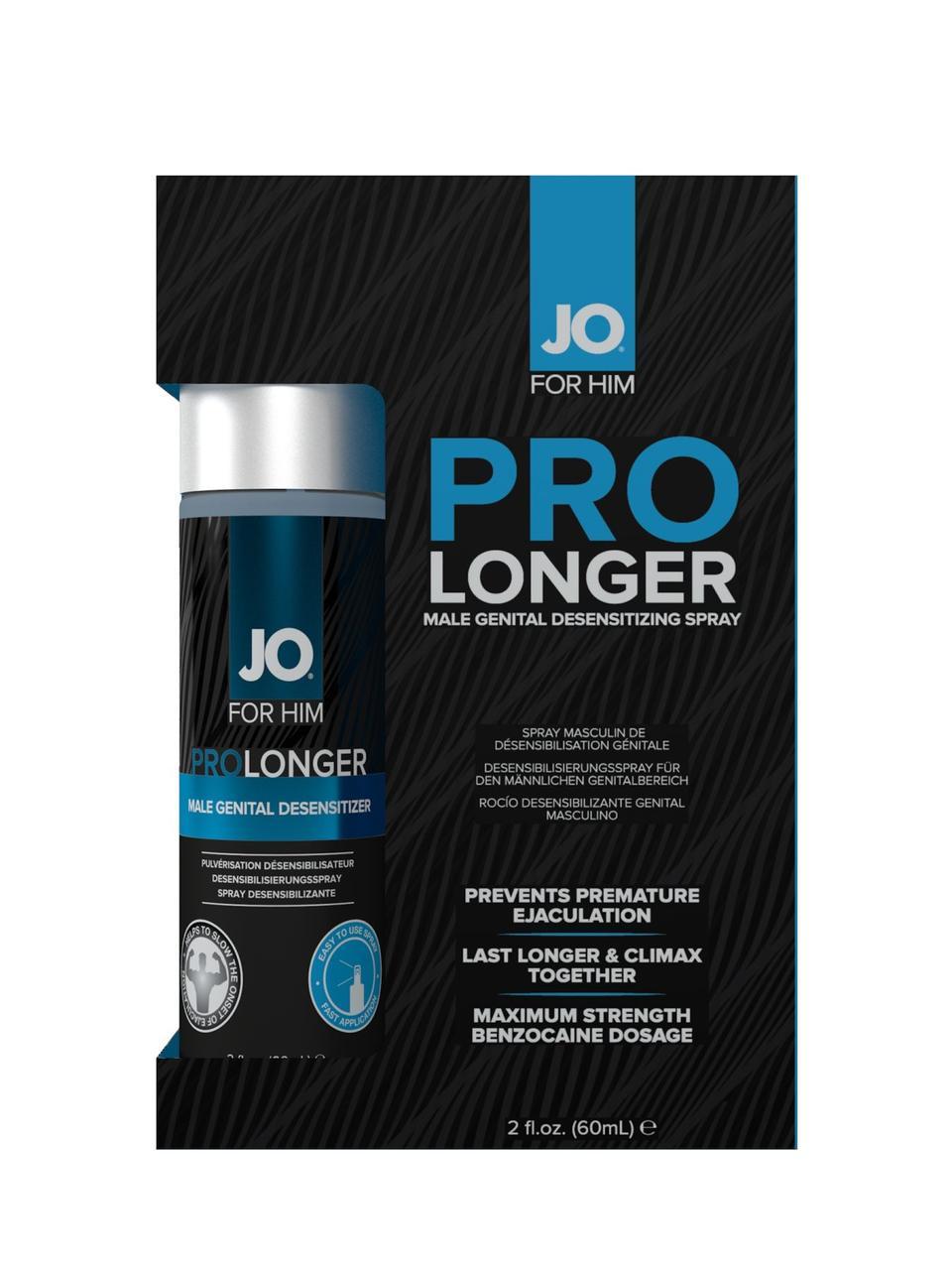 Пролонгирующий спрей System Jo Prolonger
