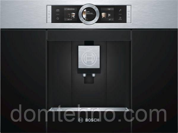 Кавомашина автоматична Bosch CTL636ES1