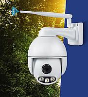 Уличная поворотная IP wi-fi камера Wanscam K54 2mp FullHD