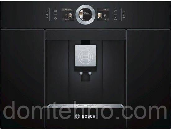 Кавомашина автоматична Bosch CTL636EB1