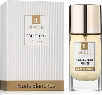 Парфюмерная вода Nuits Blanches Faberlic
