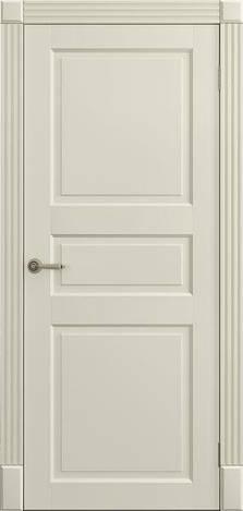 Двери Ницца ПГ Полотно+коробка+1 к-кт наличников, крашенные, серия Amore Classic , фото 2