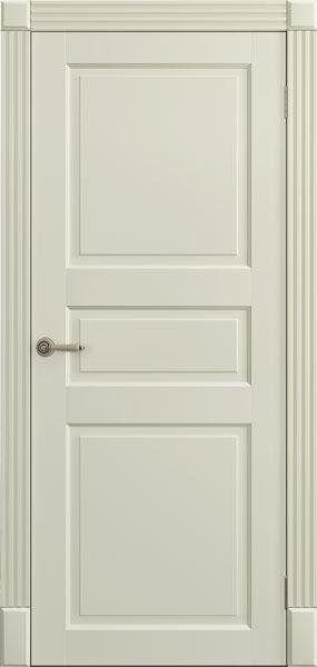Двери Ницца ПГ Полотно+коробка+2 к-кта наличников+ добор 90 мм, крашенные, серия Amore Classic