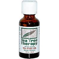 Масло чайного дерева, Tea Tree Therapy, 30 мл