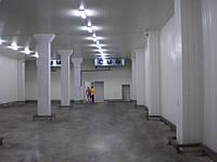 Аренда морозильного склада класса В от 318-3000 кв.м. (−18 ÷ −22 ºС; −2 ÷ −4 ºС; 0 ÷ +5 ºС)
