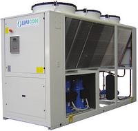 Воздухоохлаждающий тепловой насос EMICON PAE 1302 Kc для наружной установки