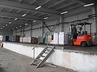 Аренда современного морозильного склада класса «В» с рампой от 318-3000 кв.м.